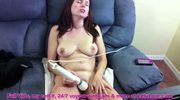 Lelu Love-Masturbation Feet Cum On My Face
