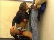 Public sexual encounter