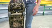 Punk skateboarder latina named Diana Delgado getting her tight pu