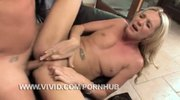 AJ Bailey Wearing Stocking And Getting Fucked