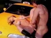 Taxi driver found a prostitute