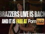 Brazzers Live is Back! Free on Pornhub!