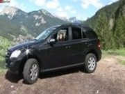 Julia Off-Road In Europe