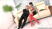 Aletta Ocean butt fucked hard