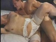 Mature Latina sluts go cock diving!