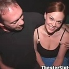 Kayce in theater fuck 1