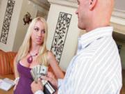 Teen Slut Madison Scott Babysitter Payback