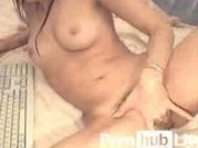 InsatiableBabe from Pornhublive Fingers Her Pussy On Cam For You