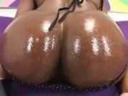 Jada Fire anal plowing