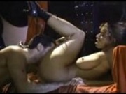 Christy Canyon Gets Her Victorian Vagina Vanquished