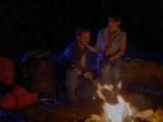 Fucking by the camp fire