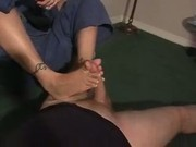 Britney Sweetstink - Footjob - Part II