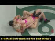 Sex Domination in Brutal Catfighters Wrestling
