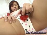 Slut marin hoshino gets face covered part5