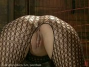 Fishnet Anal Fiasco