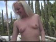 blond slut anal fuckt
