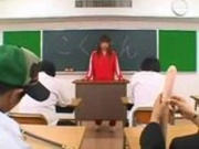 Hot Horny Asian Teacher