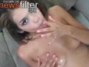 Hot and hard facefuck with an awesome cumshot