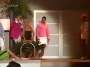 Christina Aguilera Cleavage Video