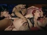 Mario Salieri's Cock Gets Him 4 Cunts