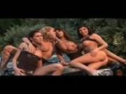 Naked European Pornstars