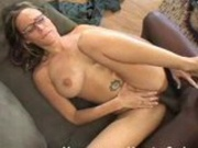 Milf Enjoys a Dark Dick
