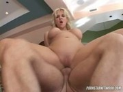 Big Tit Blonde Sarah Vandella Gets Fucked