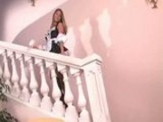 Anal loving maid