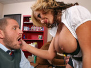Nikki Sexx loves to fuck the biggest dicks around.