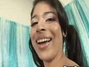 Latina likes it hard