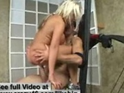 Savannah gets a huge cock in pussy