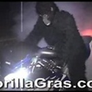 Gorilla With A Huge 18 Inch Cock Burns Out An R6 Bike