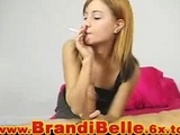 Smokin hot blowjob