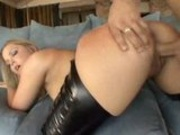 Alexis Texas squeals when she cums