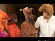 Scooby Wattadoo Poundin'