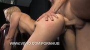 Monique Alexander Takes It From Behind On The Couch