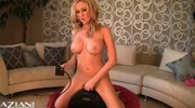 Madison Scott scream orgasm on the sybian