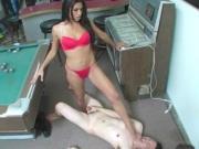 Latina Femdom Ball Busting Bitches 1 - Scene 2 - Ballbusting Pornstars
