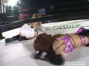 Uncensored Nude Japanese Wrestling 3A