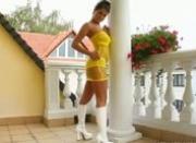 Kate Jones Yellow Dress
