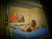 Spycam Wife seduced in hotel Part 3