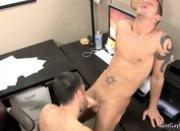 Shane Frost and Tristan homosexual assfucked