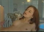 Hot Redhead Jo vs The Janitor