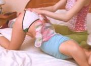 polish girl getting kinky with girl