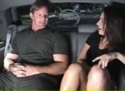 Porscha Blaze Backseat Fuck