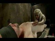 Kinky tranny fulfills a fantasy...