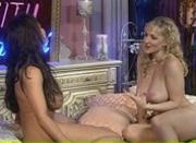 Danni interviewing Veronica Zemanova