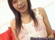 Slut marin hoshino gets face covered in cum 2 by slurpjapanese