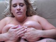 Huge naturals tits public MILF