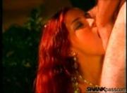 Hot Brazilian Redhead Erica Vieira Fucking